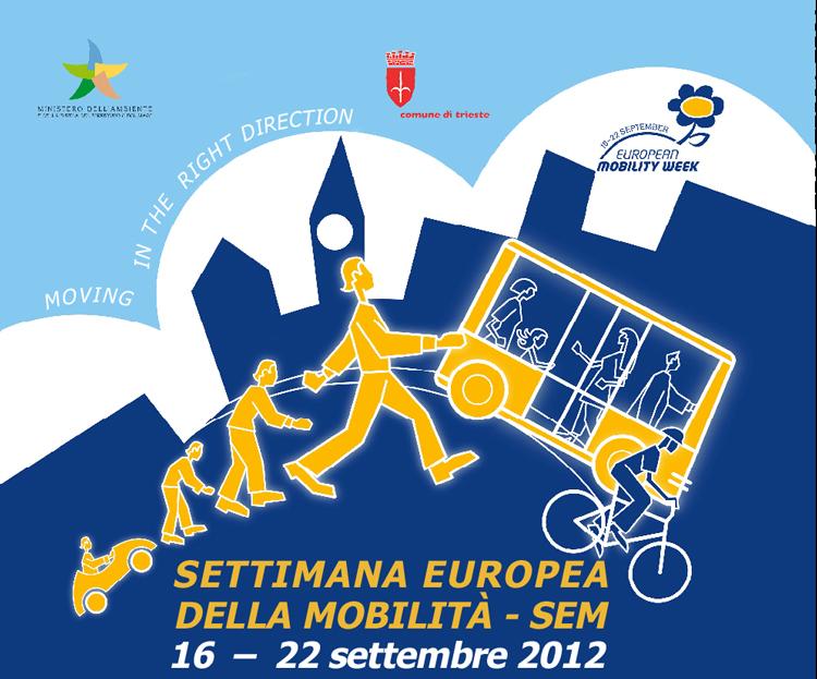 Settimana Europea della Mobilità 2012